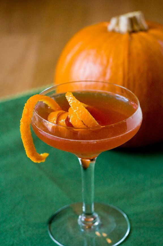 """<strong>Get the <a href=""""http://sloshed.hyperkinetic.org/2009/10/30/satans-whiskers/"""">Satan's Whiskers Cocktail recipe</a> fr"""