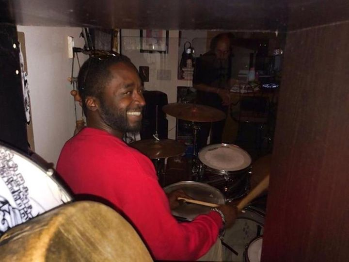 """Friends and family say thatCorey Jones, 31, """"grew up on the drums."""" They are seeking answers after Jones was shot by a"""