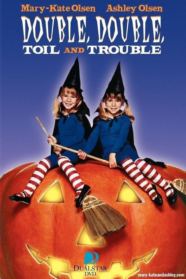 """""""Full House""""-era Olsen twins on a mission to rescue Cloris Leachman from a wicked twin sister? Count us in."""