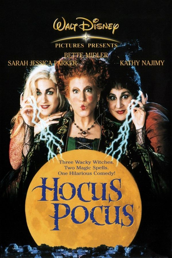 And of course, the holy grail of Halloween movies, in our opinion. Happy Halloween! May you get all the treats and run amuck