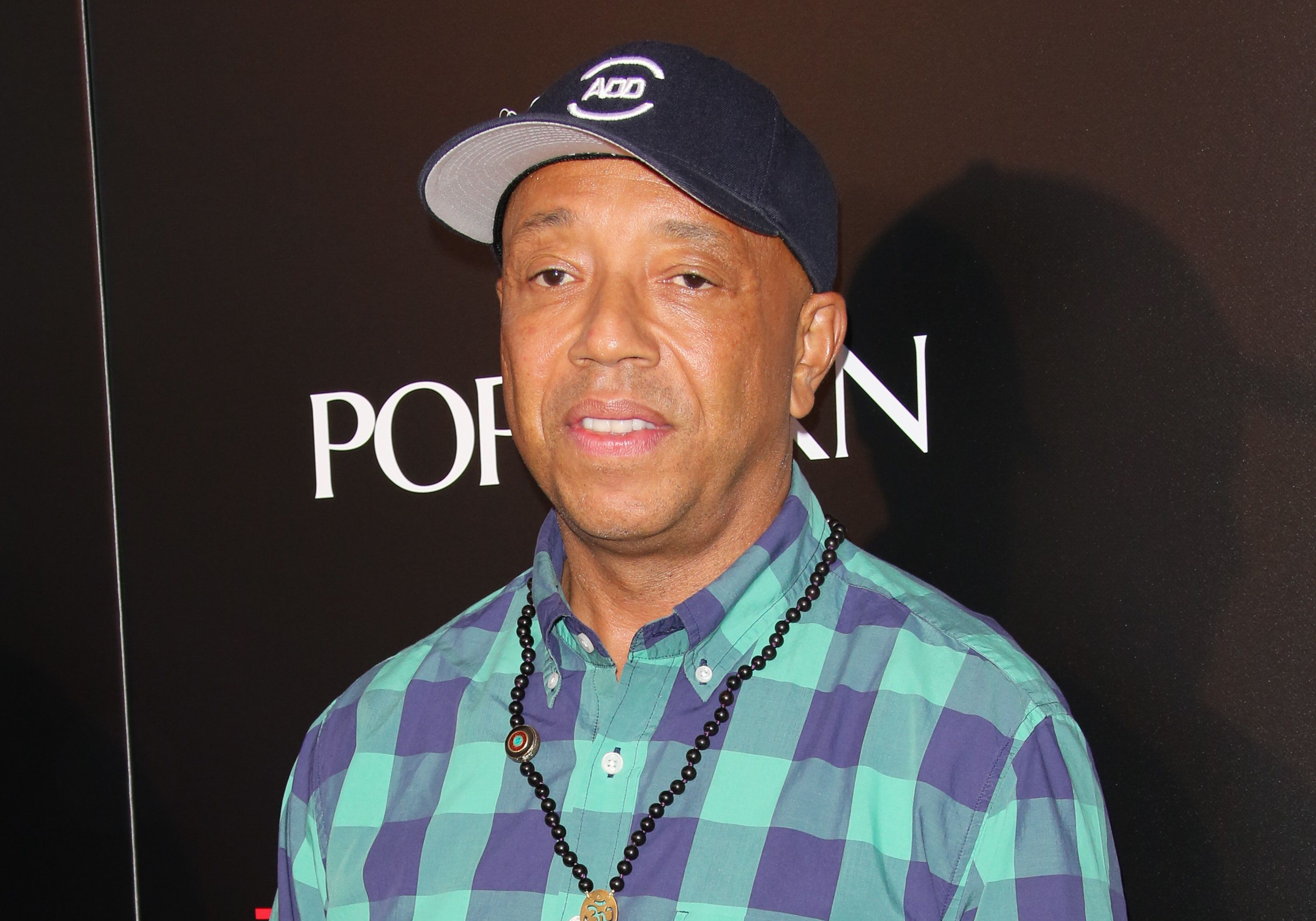 BEVERLY HILLS, CA - SEPTEMBER 02:  Russell Simmons attends the premiere of 'The Perfect Guy' at The WGA Theater on September 2, 2015 in Beverly Hills, California.  (Photo by Paul Archuleta/FilmMagic)