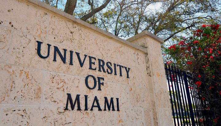 Former University of Miami graduate student Monica Morrison is suing the school over its handling of her sexual harassment co