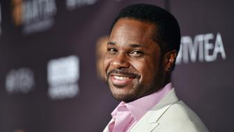 BEVERLY HILLS, CA - SEPTEMBER 19:  Actor Malcolm-Jamal Warner attends the 2015 BAFTA Los Angeles TV Tea at SLS Hotel on September 19, 2015 in Beverly Hills, California.  (Photo by Alberto E. Rodriguez/BAFTA LA/Getty Images for BAFTA LA)