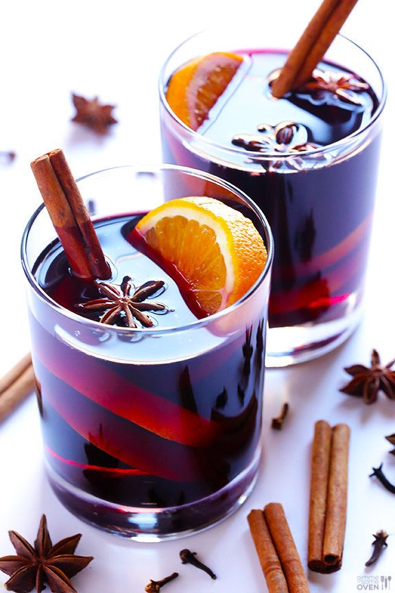 """<strong>Get the <a href=""""http://www.gimmesomeoven.com/mulled-wine-recipe/"""" target=""""_blank"""">Mulled Wine recipe</a> from Gimme"""
