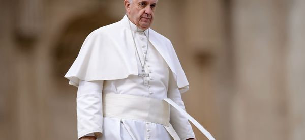 Vatican Denies Report That Pope Francis Has A Brain Tumor