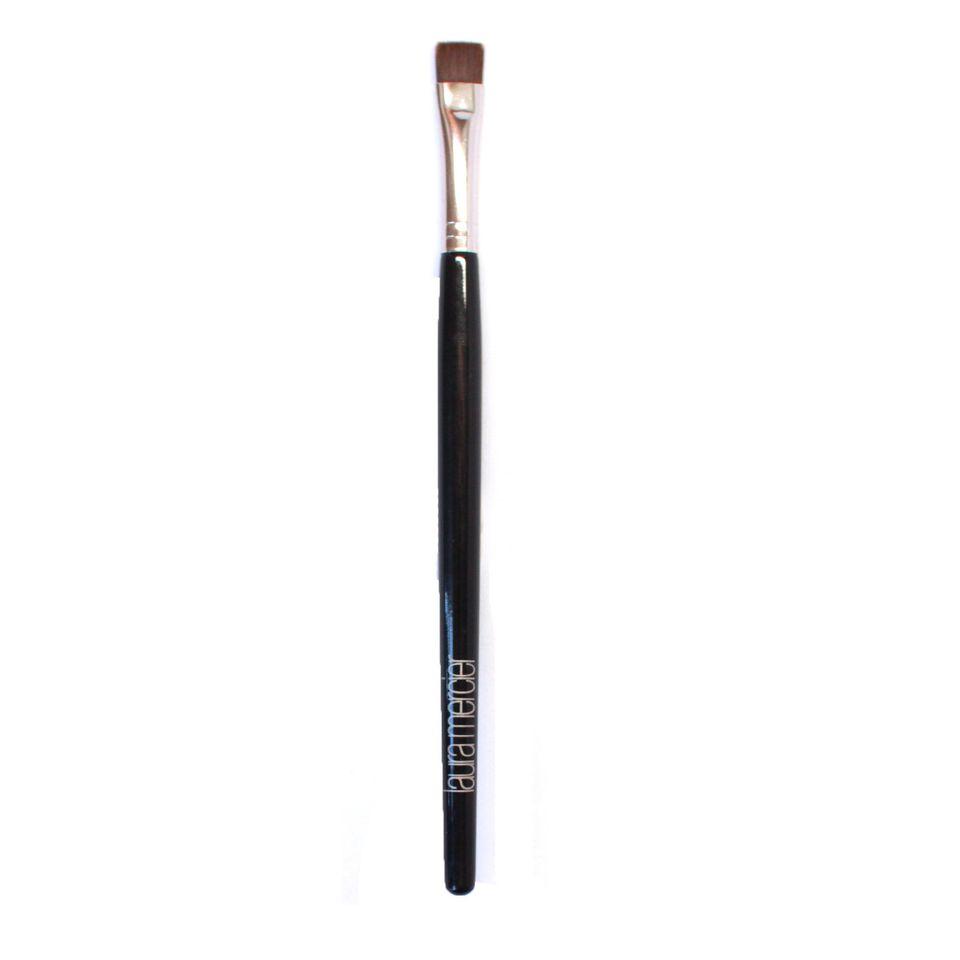 """<a href=""""http://www.sephora.com/flat-eye-liner-brush-P109956"""" target=""""_blank"""">Laura Mercier Flat Eye Liner Brush, $25</a>"""