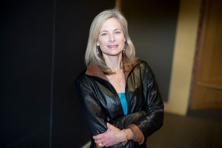 Dr. Lisa Randall, Frank B. Baird, Jr. professor of science at Harvard University