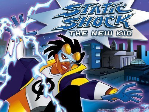 "Please remake ""Static Shock,"" one of the only cartoons with a black superhero lead that I could watch on Saturdays as a kid."
