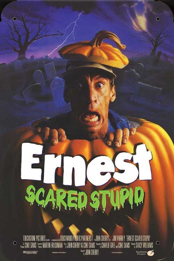 Ernest is at it again, this time unleashing a bunch of trolls on a small Missouri town. How will he get himself out of this m