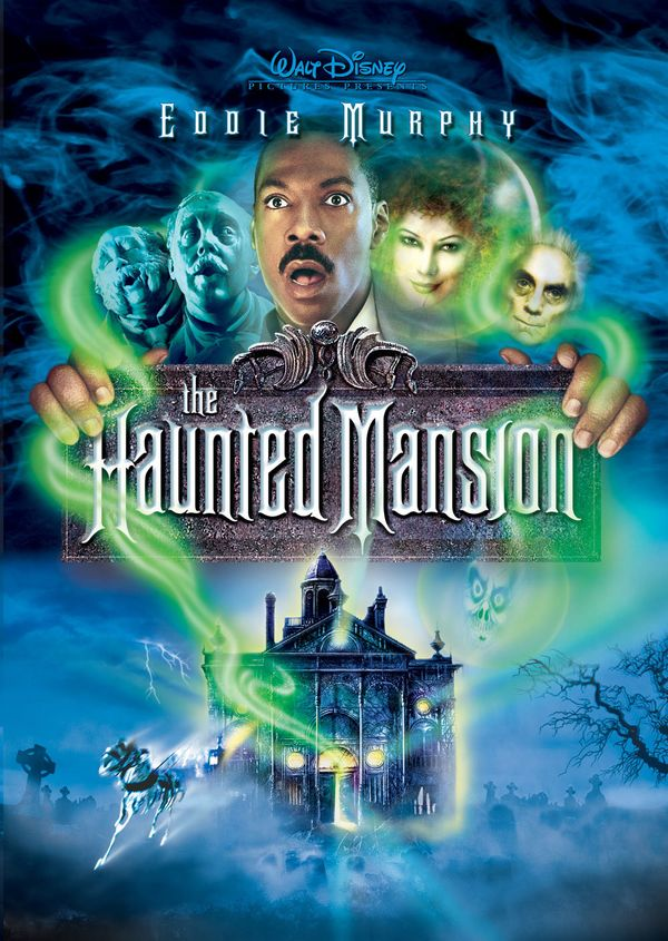 Funnyman Eddie Murphy is forced to get serious as his character encounters a mysterious house full of spooky occupants.
