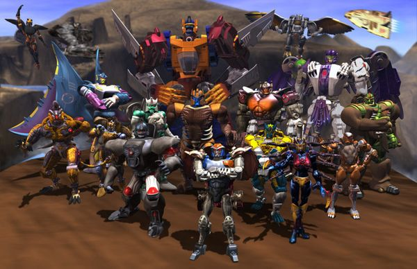 "Please remake ""Beast Wars!"" It was the best incarnation ever of the Transformers saga. Optimus Prime was such a badass gorill"