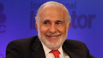 CNBC EVENTS -- Pictured: Carl Icahn, Chairman, Icahn Enterprises, at the 2015 Delivering Alpha on July 15, 2015 -- (Photo by: Adam Jeffery/CNBC/NBCU Photo Bank via Getty Images)