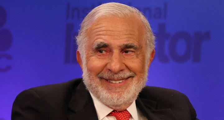 "Billionaire Carl Icahn warned of ""horrible consequences"" if Congress doesn't do what he wants."
