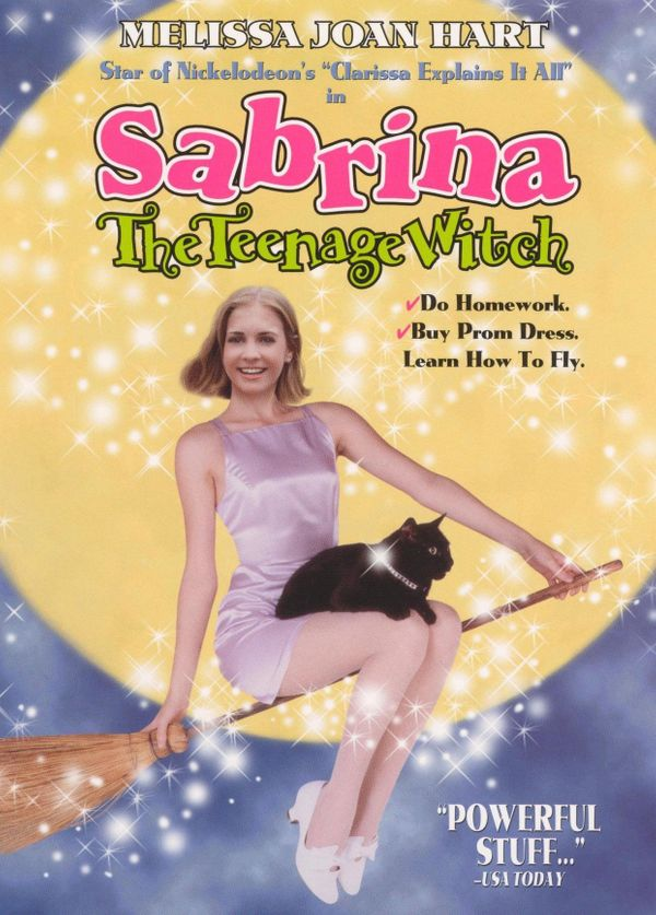 In this TV movie, Sabrina finds out on her 16th birthday she is a witch. Sweetest 16 ever!