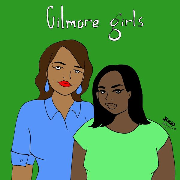 """""""My version of 'Gilmore Girls' is based on my mom and sister. When we first moved to the U.S. and my sister became really ill"""