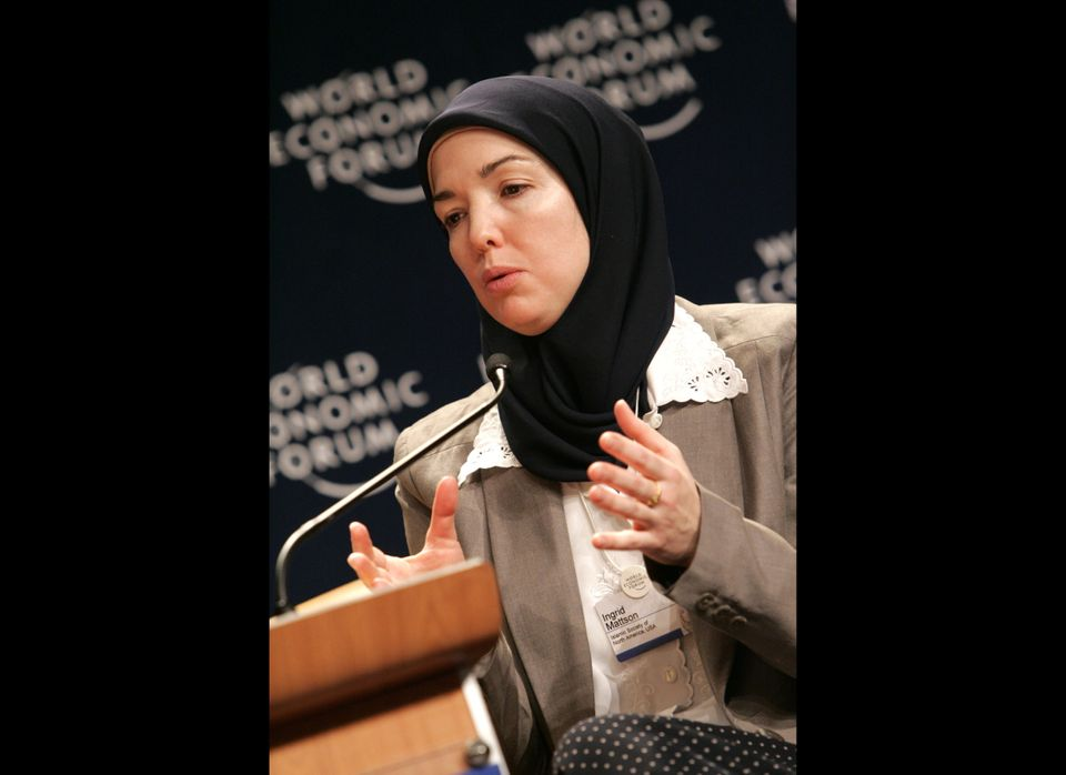"Dr. Ingrid Mattson is Professor of Islamic Studies, founder of the Islamic Chaplaincy Program and director of the <a href=""ht"
