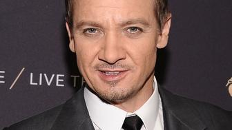 NEW YORK, NY - OCTOBER 20:  Actor Jeremy Renner attends the The House Of Remy Martin 'One Life/Live Them' Launch Event With Jeremy Renner at ArtBeam on October 20, 2015 in New York City.  (Photo by Daniel Zuchnik/Getty Images)