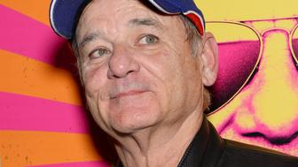 NEW YORK, NY - OCTOBER 19:  Bill Murray attends 'Rock The Kasbah' New York premiere at AMC Loews Lincoln Square 13 theater on October 19, 2015 in New York City.  (Photo by Andrew Toth/Getty Images)