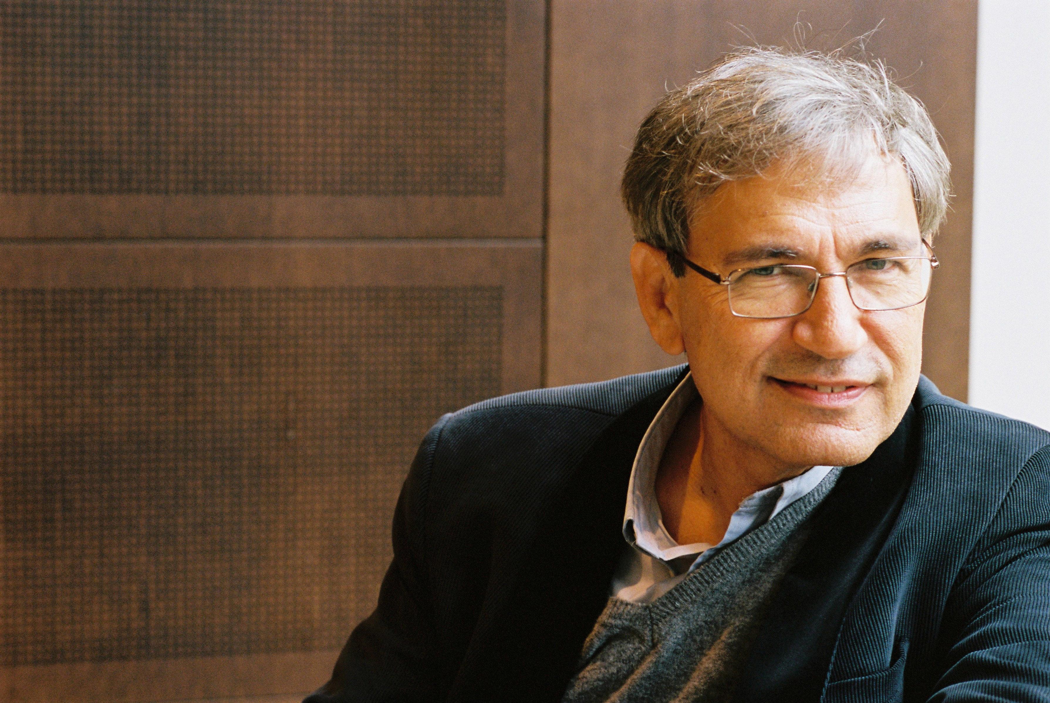 (GERMANY OUT) Pamuk, Orhan - Writer, Turkey  (Photo by Schiffer-Fuchs/ullstein bild via Getty Images)