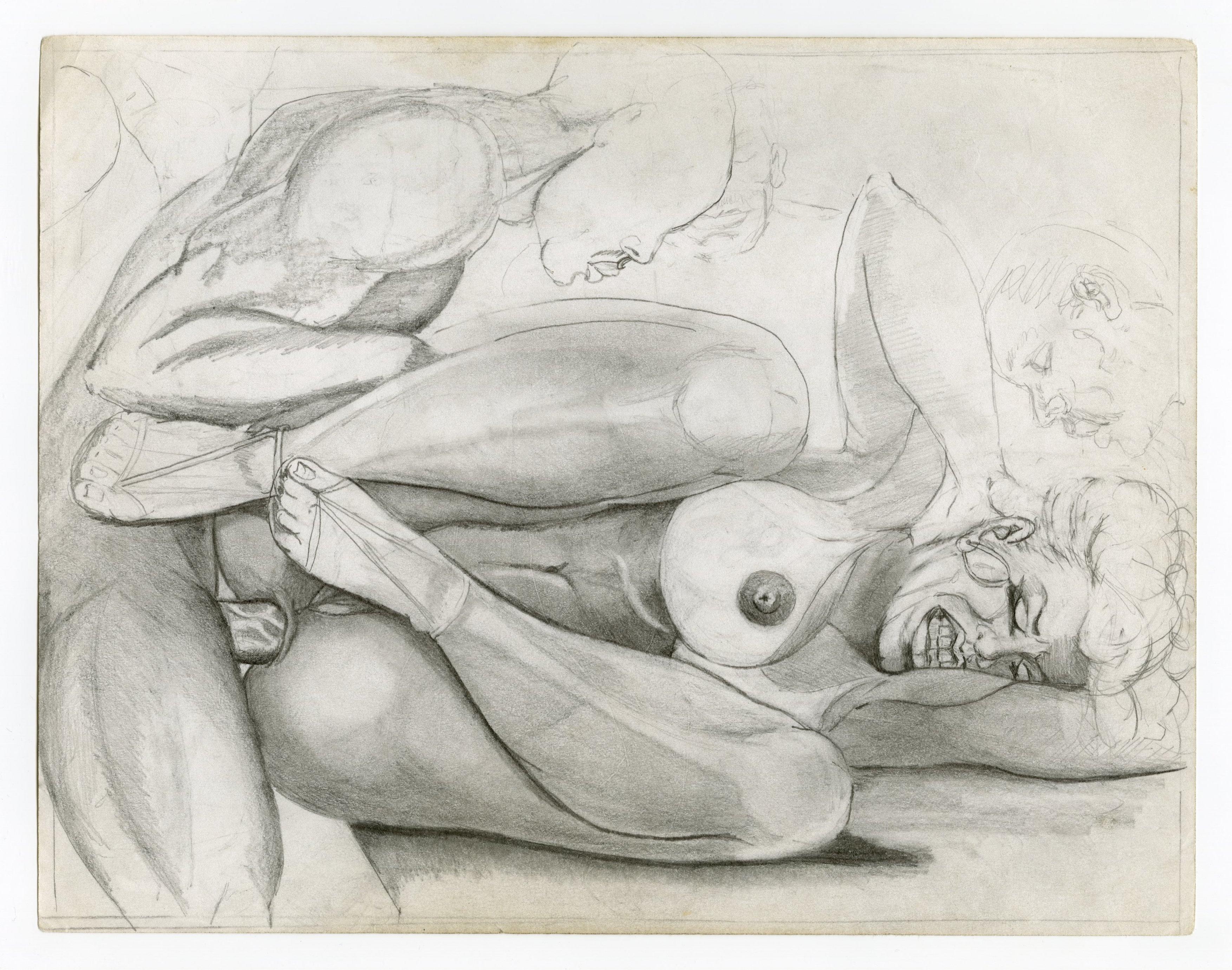 Erotica sex drawings