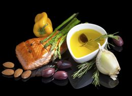 Mediterranean Diet Linked To Healthier Aging Brain