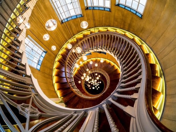 Beautiful Stairs 25 of the most beautiful staircases that have ever existed | huffpost
