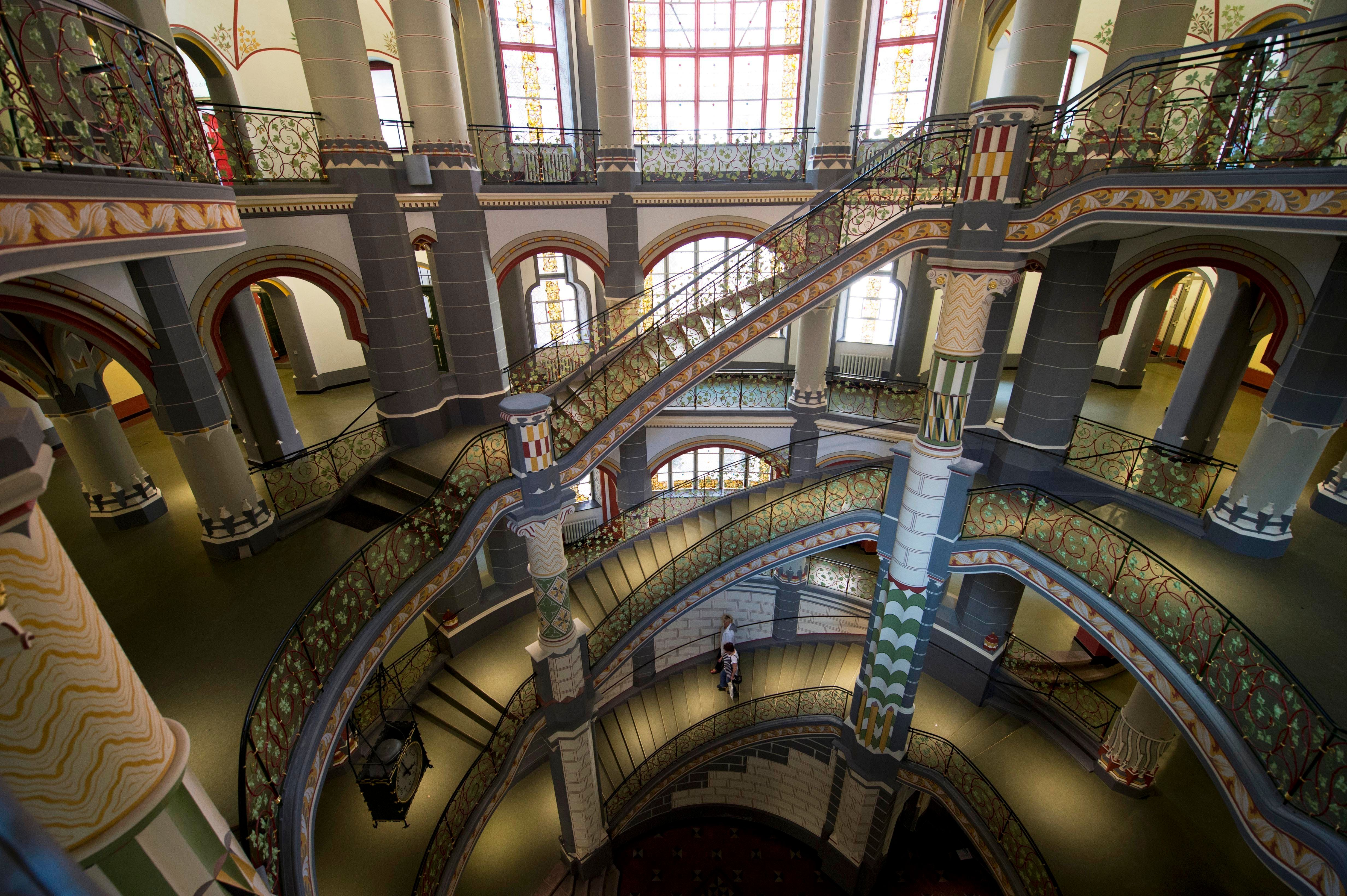 25 Of The Most Beautiful Staircases That Have Ever Existed HuffPost