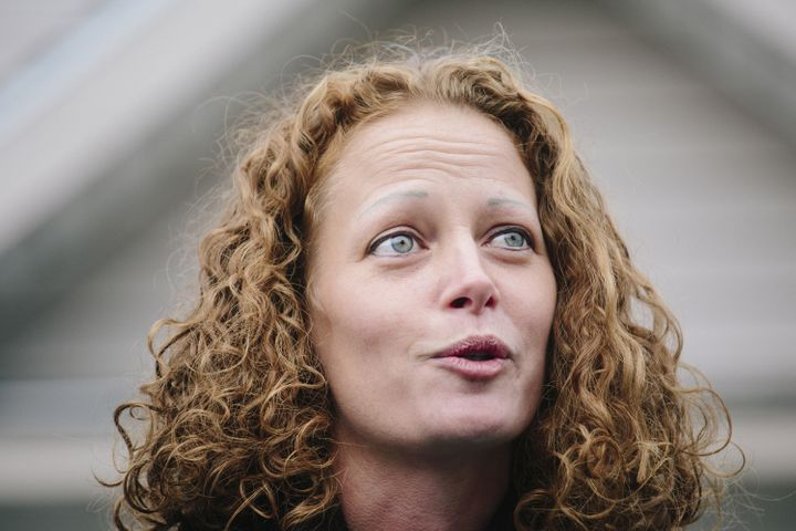 Kaci Hickox is suing New Jersey Gov. Chris Christie (R) for placing her in a quarantine last year even though she exhibited n