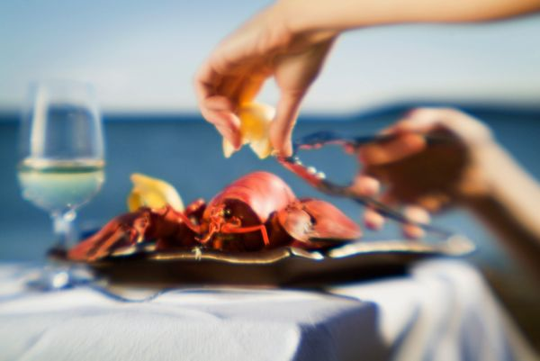 """""""The second biggest mistake is undercooking these little critters,"""" Richards said. """"That's right, undercooking lobster is muc"""