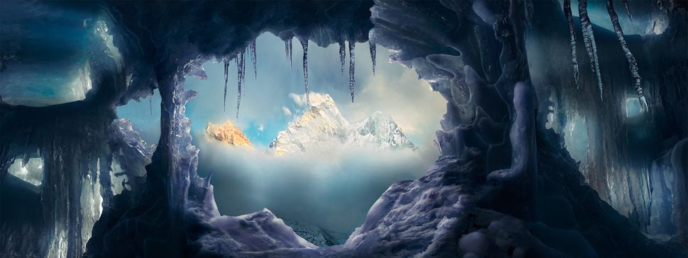 """""""The Ice Prison,"""" Himalayas"""