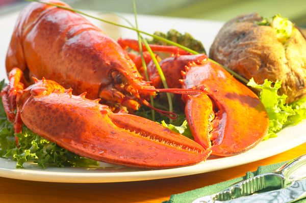 """""""If you are boiling lobster, the best way I find to do it is to use heavily salted water,""""Krunkkala said. """"Make the wat"""