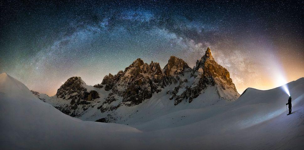 """Welcome Milky Way"""