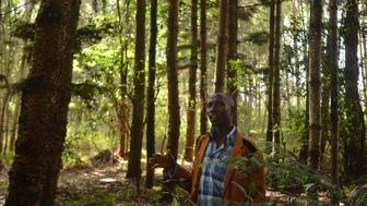 "Elias Kimaiyo says the Kenya Forest Service has burned down his home repeatedly as part of a push to evict him and other members of the Senger, an indigenous tribe, from the forests where they have lived for generations. ""Most of the time,"" Kimaiyo says, ""I just live in fear."""