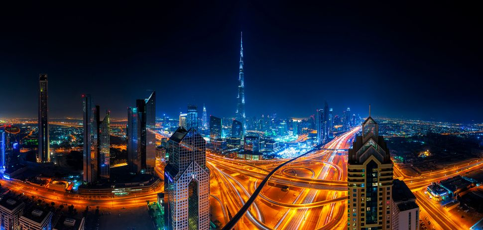 """Heart of Dubai"""