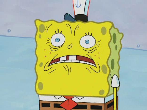 17 Times SpongeBob SquarePants Was Probably High