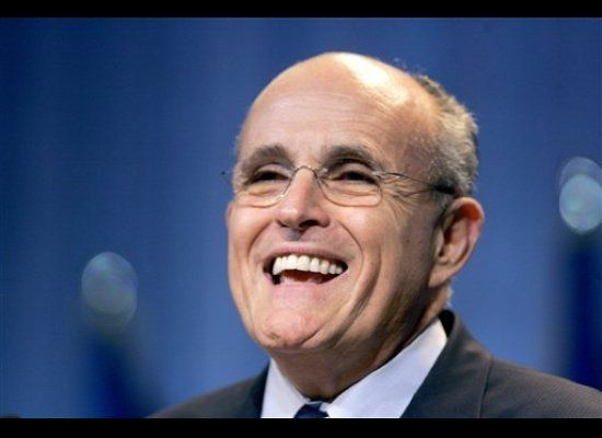 "While running for president in 2007, former New York Mayor Rudy Giuliani <a href=""http://newsblogs.chicagotribune.com/news_th"
