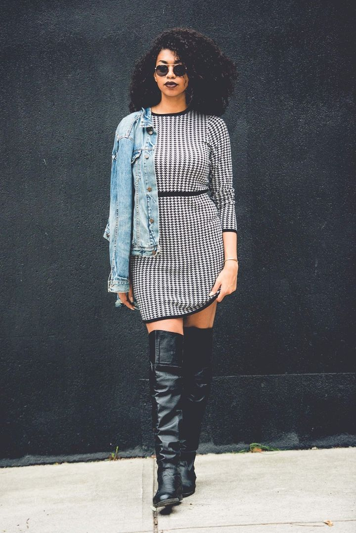 bf1ec55470a The Secret To Pulling Off Thigh-High Boots With Class   HuffPost Life