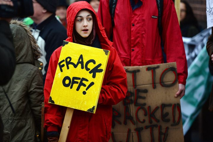 Fracking is very controversial in the United Kingdom.