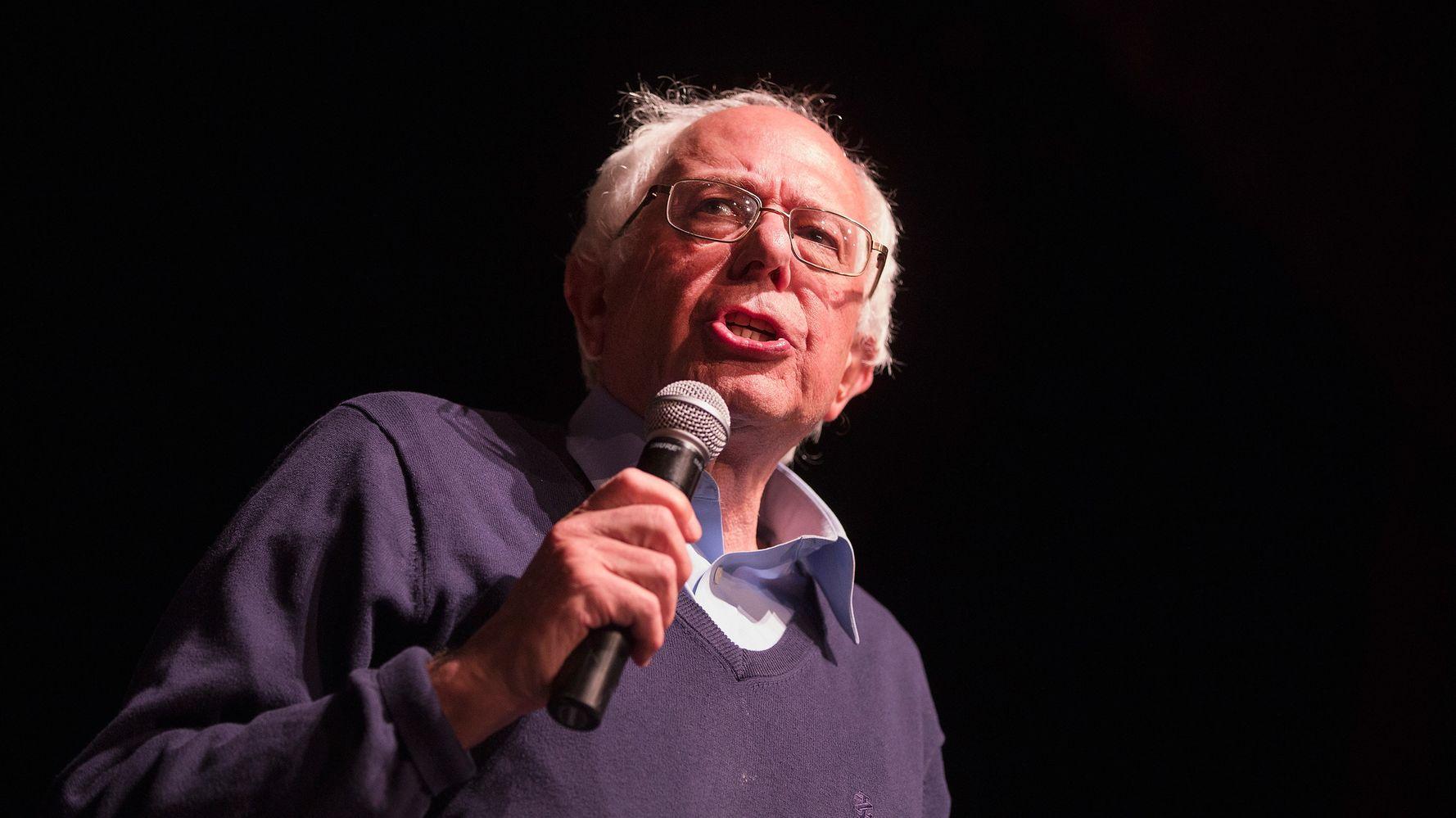 Bernie Sanders Wants To Bring Back Your 40-Hour Workweek