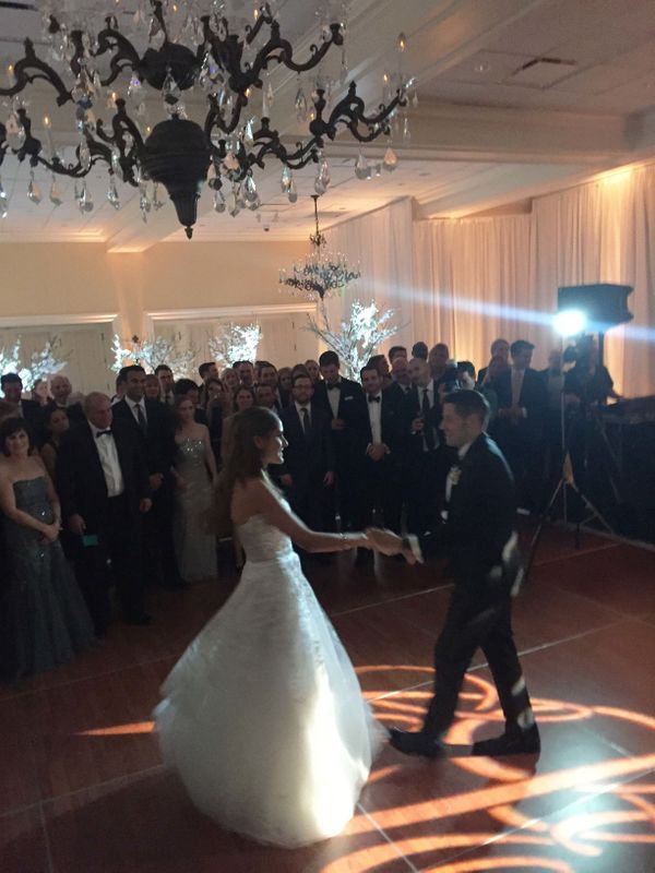 """Eric Salit marries Cristina Couri at Alpine Country Club in Demarest, New Jersey on Saturday."" - Evan B. Couri"