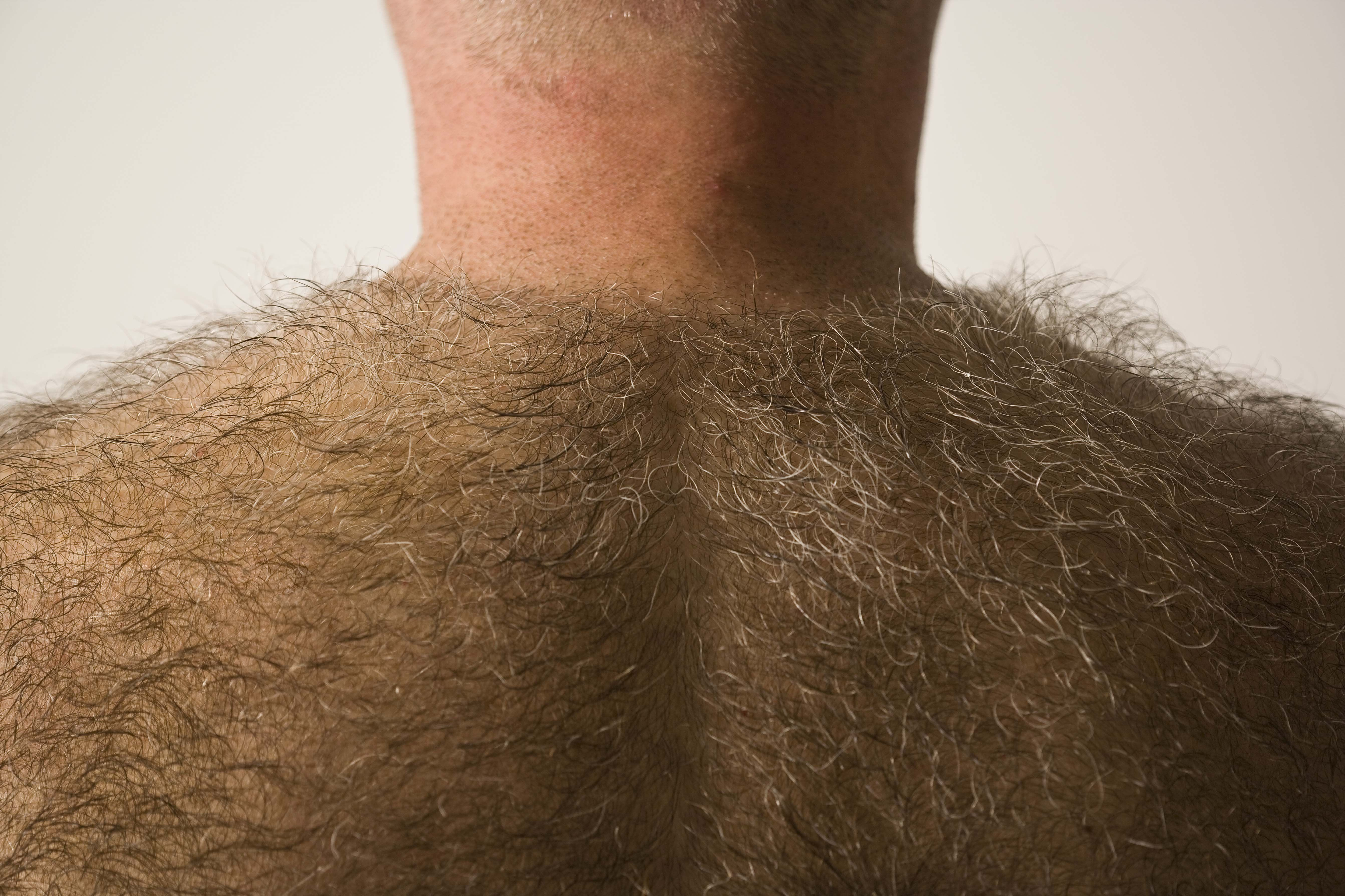 Does pubic hair go grey