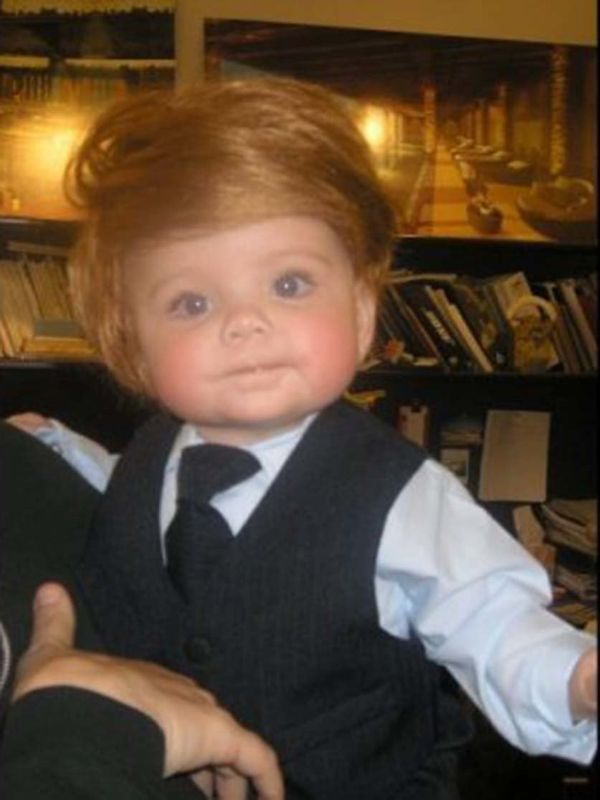10 Mini Donald Trumps Who Make Halloween Great Again | HuffPost