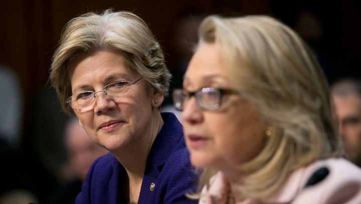 Elizabeth Warren and Hillary Clinton worked together in the late 1990s against a bankruptcy bill.