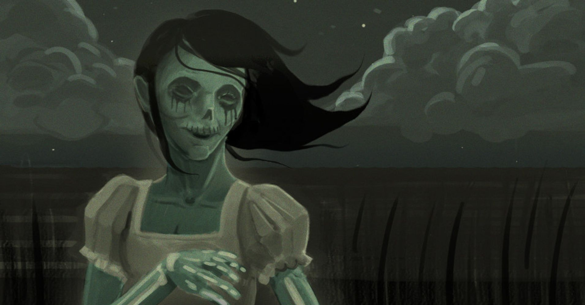 The Most Terrifying Latino Urban Legends Illustrated