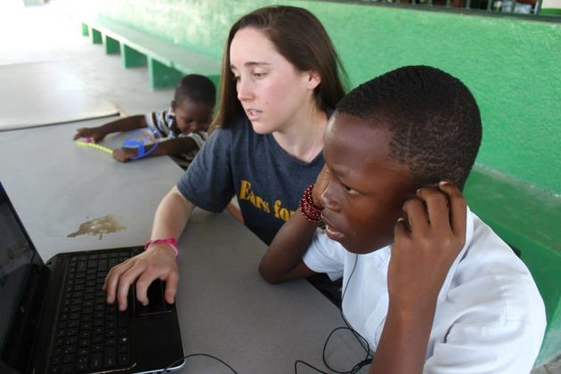 These Solar-Powered Hearing Aids Are Helping Kids In Developing
