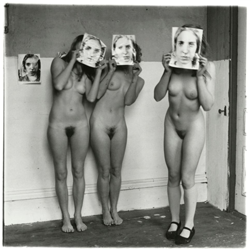 """Francesca Woodman, """"About Being My Model,"""" Providence, Rhode Island, 1976 © George and Betty Woodman"""
