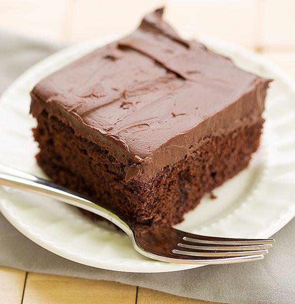 Best chocolate cake you ever ate