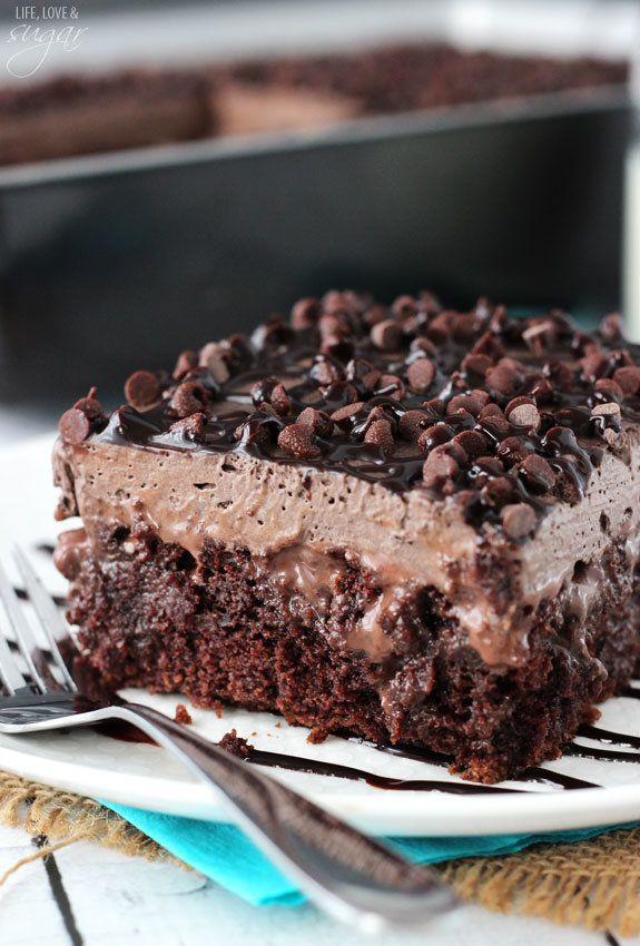 Best Way To Make Pudding Poke Cake