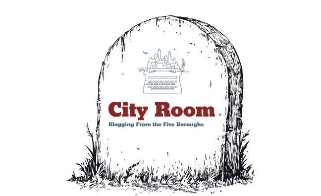 Rest in peace, City Room.