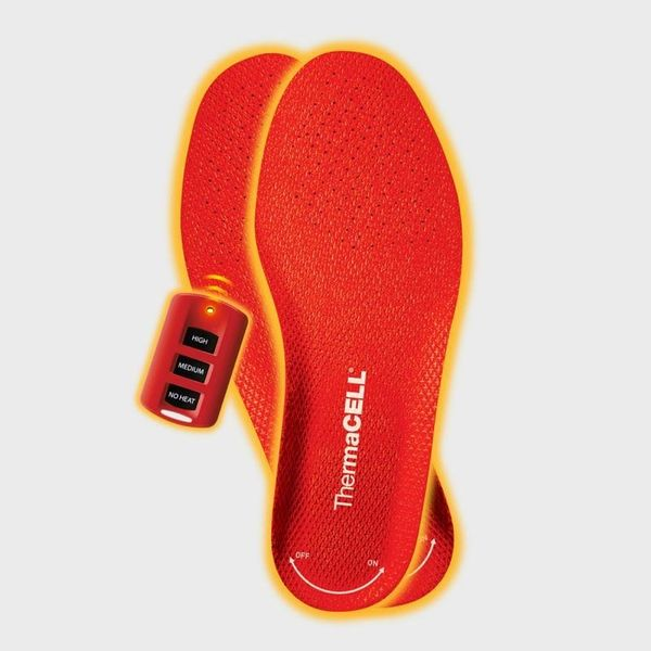 """<i><a href=""""http://heat.thermacell.com/heated-insoles/original-heated-insoles"""" target=""""_blank"""">Original Heated Insoles, $134."""